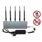 Network gsm and cdma jammer