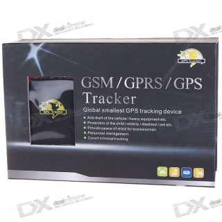 Gsm gps and gprs tracker